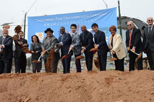 Hard Rock Hotel breaks ground in downtown