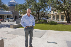 How a former NFL player lined up a $225 million development in fast-growing Georgetown