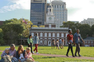 Councilman Oh floats the idea of building a theme park on Independence Mall