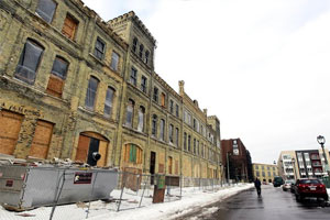 Former Pabst Bottling House Coming Back to Life as Student Apartments
