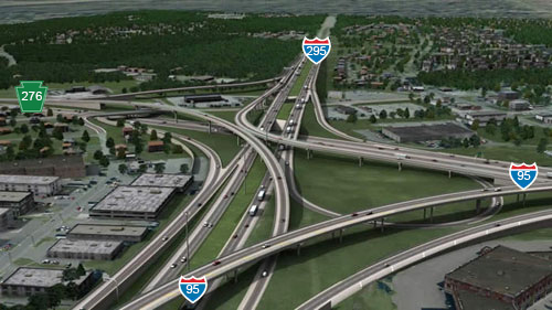 Successful PA Turnpike/I-95 interchange project drives numerous local, state, regional benefits